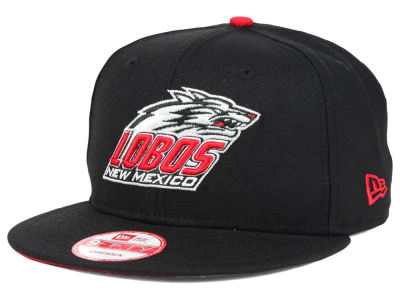 New Mexico Lobos NCAA Core 9FIFTY Snapback Cap Hats