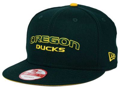 Oregon Ducks NCAA Core 9FIFTY Snapback Cap Hats