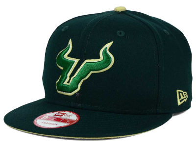 South Florida Bulls NCAA Core 9FIFTY Snapback Cap Hats
