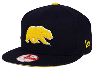 California Golden Bears NCAA Core 9FIFTY Snapback Cap Hats