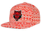 Arkansas State Red Wolves Top of the World NCAA Montezuma Snapback Cap Adjustable Hats