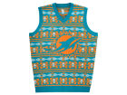 Miami Dolphins Forever Collectibles NFL Men's Wordmark Ugly Vest Sweatshirts