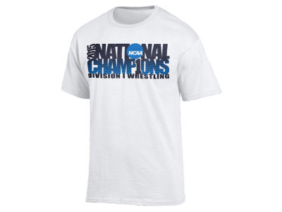 NCAA Men's National Wrestling Champ Locker Room T-Shirt