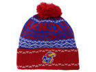 Kansas Jayhawks Top of the World NCAA Sprinkle Knit Hats