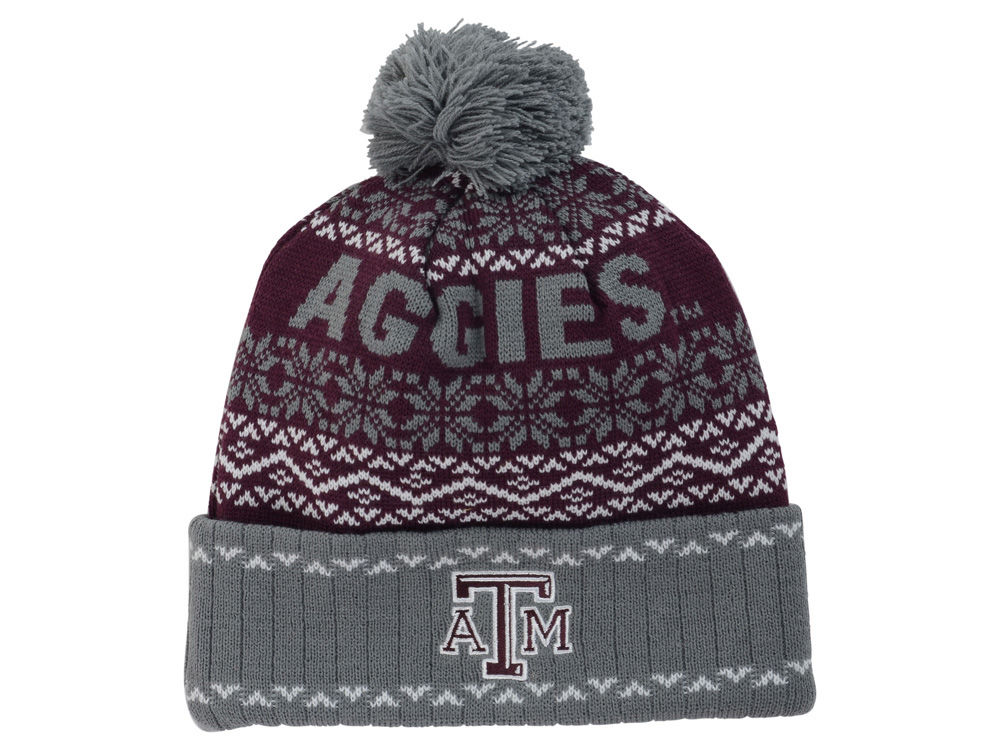 new concept 82c80 71dd0 durable modeling Texas A M Aggies Top of the World NCAA Sprinkle Knit ·