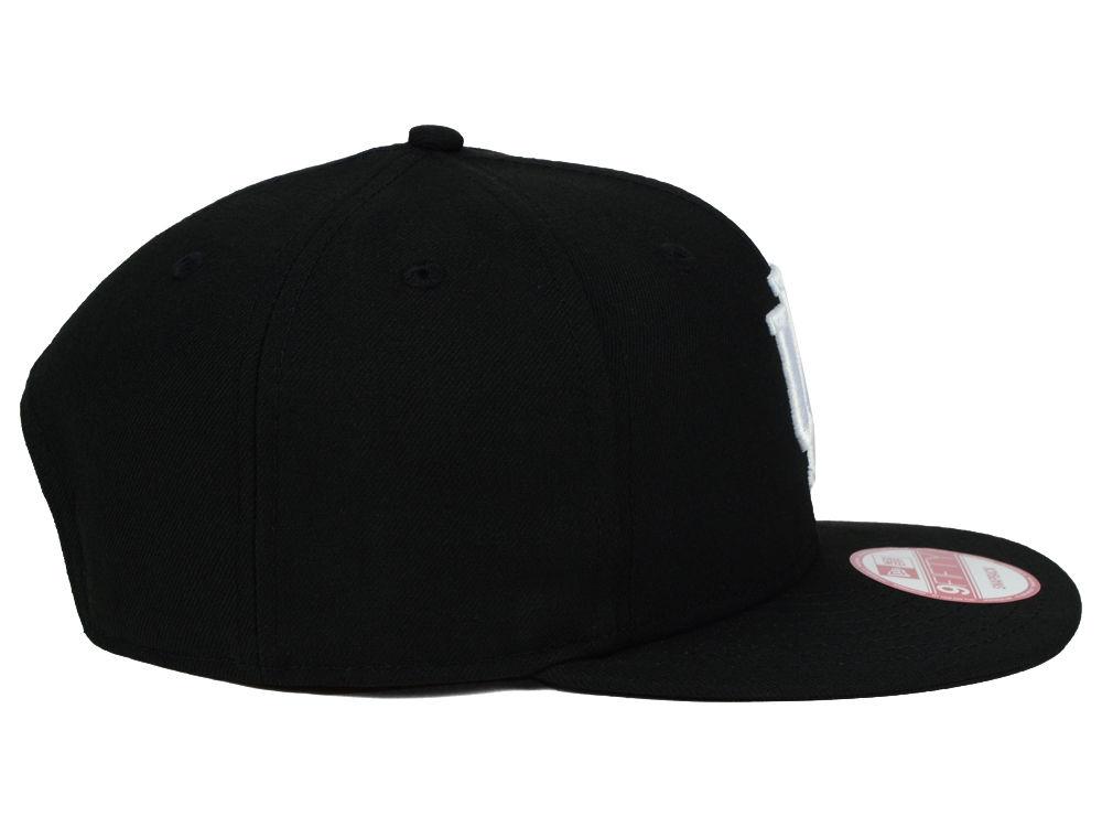 quality design 1ed0b 5a974 ... where can i buy 80off indiana hoosiers new era ncaa black white fashion 9fifty  snapback cap