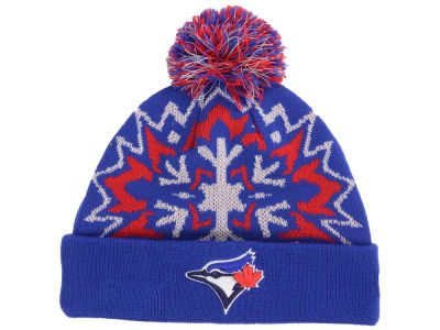 Toronto Blue Jays MLB Glowflake 2.0 Knit Hats