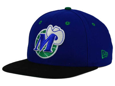 Dallas Mavericks NBA HWC Tribal Tone 9FIFTY Snapback Cap Hats