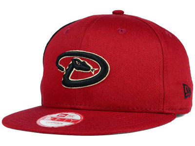Arizona Diamondbacks MLB Panel Pride 9FIFTY Snapback Cap Hats