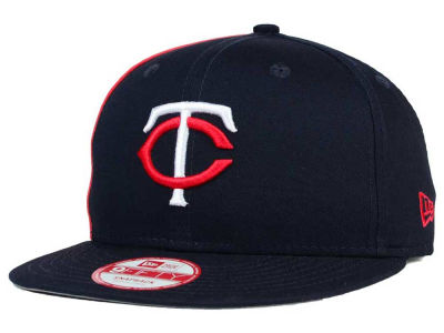 Minnesota Twins MLB Panel Pride 9FIFTY Snapback Cap Hats