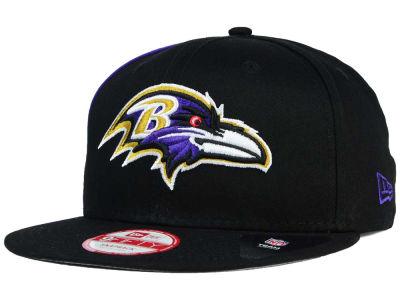 Baltimore Ravens NFL Panel Pride 9FIFTY Snapback Cap Hats