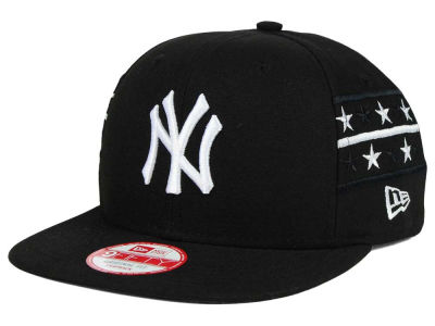New York Yankees MLB Fine Side 9FIFTY Snapback Cap Hats