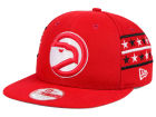 Atlanta Hawks New Era NBA HWC Fine Side 9FIFTY Snapback Cap Adjustable Hats
