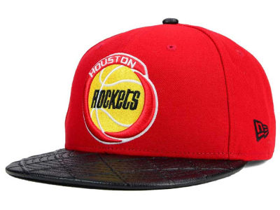 Houston Rockets NBA HWC Visor Cross 9FIFTY Snapback Cap Hats