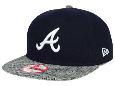 Atlanta Braves MLB Premium 9FIFTY Snapback Cap Hats