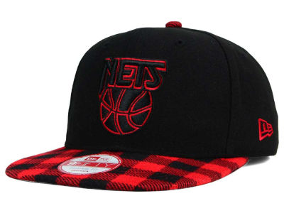 New Jersey Nets NBA HWC Premium 9FIFTY Snapback Cap Hats