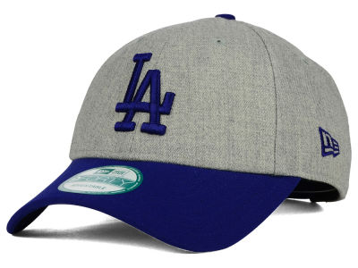 Los Angeles Dodgers MLB League Heather 9FORTY Cap Hats