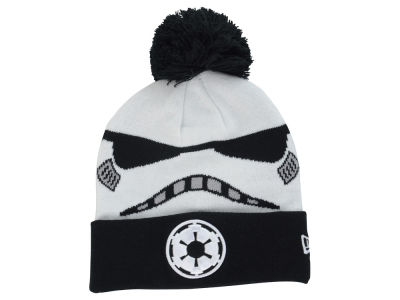 Star Wars Stormtrooper Galactic Biggie Cuff Knit Hats