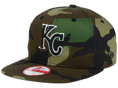 Kansas City Royals MLB State Clip 9FIFTY Snapback Cap Hats