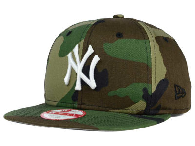 New York Yankees MLB State Clip 9FIFTY Snapback Cap Hats
