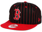 Boston Red Sox New Era MLB Vintage Pinstripe 9FIFTY Snapback Cap Adjustable Hats