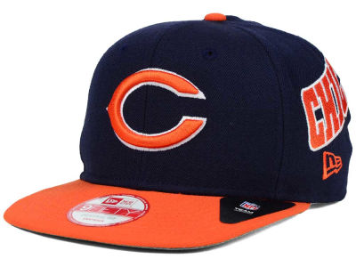 Chicago Bears NFL LIDS 20th Anniversary 9FIFTY Snapback Cap Hats