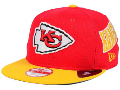 Kansas City Chiefs NFL LIDS 20th Anniversary 9FIFTY Snapback Cap Hats