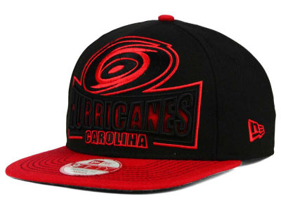 Carolina Hurricanes NHL Grader 9FIFTY Snapback Cap Hats