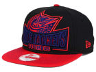 Columbus Blue Jackets New Era NHL Grader 9FIFTY Snapback Cap Adjustable Hats