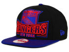 New York Rangers New Era NHL Grader 9FIFTY Snapback Cap Adjustable Hats