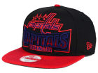 Washington Capitals New Era NHL Grader 9FIFTY Snapback Cap Adjustable Hats