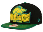 California Golden Seals New Era NHL Grader 9FIFTY Snapback Cap Adjustable Hats