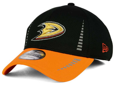 Anaheim Ducks NHL 2 Tone Reflective 39THIRTY Cap Hats