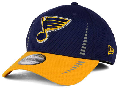 St. Louis Blues NHL 2 Tone Reflective 39THIRTY Cap Hats