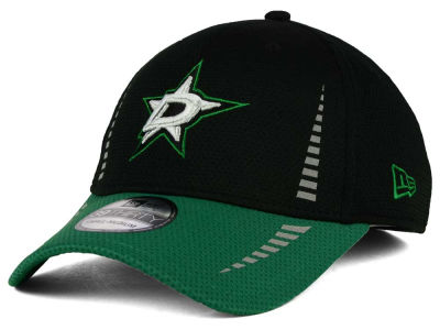 Dallas Stars NHL 2 Tone Reflective 39THIRTY Cap Hats