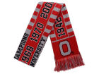 Ohio State Buckeyes Forever Collectibles Acrylic Knit Scarf SMU15 Apparel & Accessories