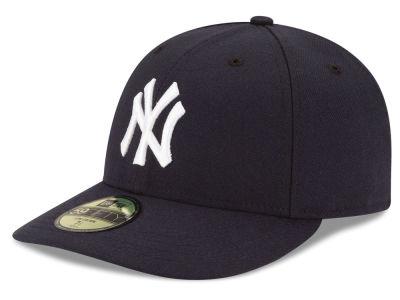 New York Yankees New Era Mlb Low Profile Ac Performance
