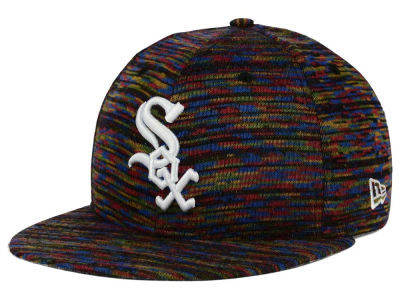 Chicago White Sox MLB Color Knit 9FIFTY Snapback Cap Hats