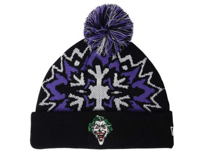 DC Comics Joker Glowflake 2.0 Knit Hats