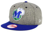 Dallas Mavericks New Era NBA Hardwood Classics Houndsteam Snapback Cap Adjustable Hats