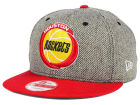 Houston Rockets New Era NBA Hardwood Classics Houndsteam Snapback Cap Adjustable Hats