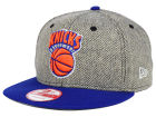 New York Knicks New Era NBA Hardwood Classics Houndsteam Snapback Cap Adjustable Hats