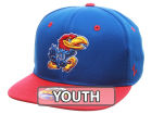 Kansas Jayhawks Zephyr NCAA Z11 Kids Snapback Hat Adjustable Hats