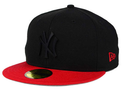 New York Yankees MLB Matte Metal 59FIFTY Cap Hats