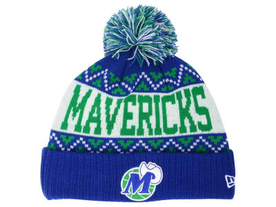 Dallas Mavericks NBA HWC Biggest Ugly Knit Hats
