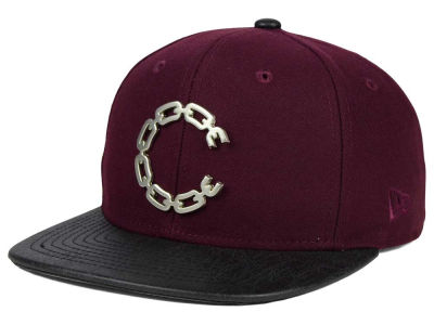 Crooks & Castles Thuxury Chain C 9FIFTY Strapback Cap Hats
