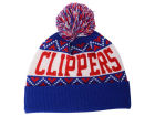 Los Angeles Clippers New Era NBA HWC Biggest Ugly Knit Hats