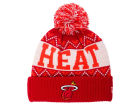 Miami Heat New Era NBA HWC Biggest Ugly Knit Hats