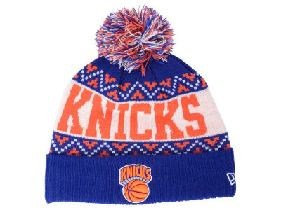 New York Knicks NBA HWC Biggest Ugly Knit Hats
