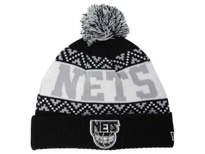 New Jersey Nets NBA HWC Biggest Ugly Knit Hats